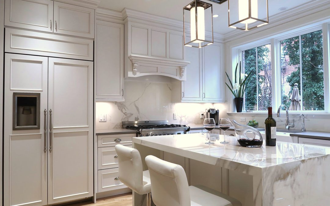 KITCHEN transitional modern | House F