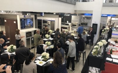 Design, Appliances and a Food Network Star