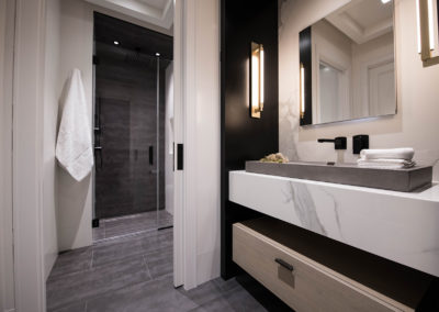 Michele Alfano Design Guest Bath 4