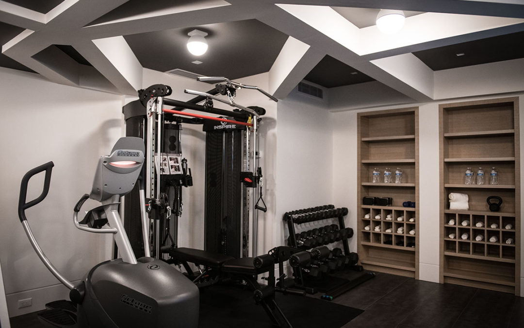 Hudson Valley Exercise Room