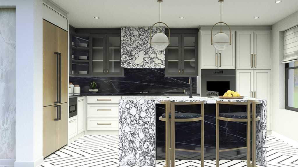 Kitchen- Poetic Modernism by Michele Alfano Design