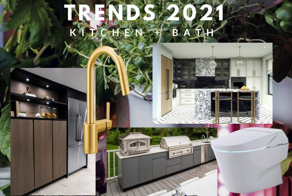 Trends 2021 Prediction: Kitchen and Bath